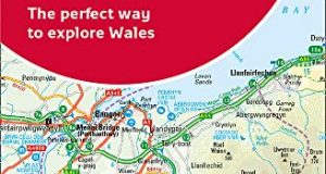 Wales Pocket Map: The perfect way to explore Wales