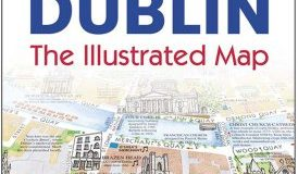 Discovering Dublin Illustrated Map (Collins)