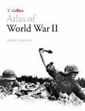 Atlas Of World War Ii by John Keegan (September 11,2006)