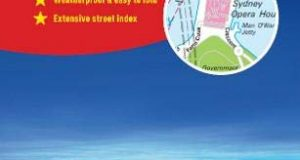 Sydney Marco Polo City Map - pocket size, easy fold, Sydney street map (Marco Polo City Maps)