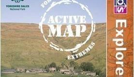 Yorkshire Dales - Northern and Central Areas (OS Explorer Map Active) by Ordnance Survey [05 January 2009]