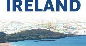 Ireland Touring Map (Collins Travel Guides) New Edition by Collins UK published by Collins (2010)