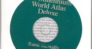 Rand-Mcnally New Millennium World Atlas (Only Available as a Comp)