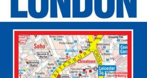 Handy Map of Central London (Street Maps & Atlases) (Street Maps & Atlases S.)