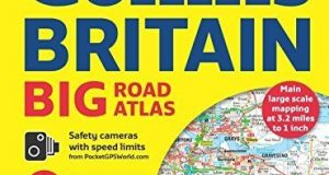 2016 Collins Big Road Atlas Britain by Collins Maps (2015-10-01)