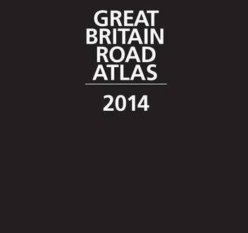 AA Great Britain Road Atlas 2014 (Leather bound)