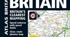 AA Road Atlas Britain 2014