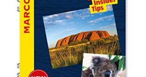 Australia Marco Polo Travel Guide - with pull out map (Marco Polo Spiral Guides)