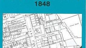 Liverpool (Shaw Street) 1848: Liverpool Sheet 20 (Old Ordnance Survey Maps - Yard to the Mile)