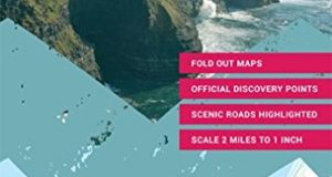 The Wild Atlantic Way Route Atlas - Xploreit (Xploreit Maps)