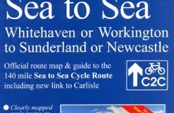 Sea to Sea Cycle Route
