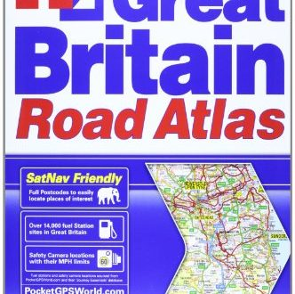 Great Britain Road Atlas 2014 (A-Z Road Atlas S.)