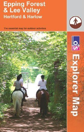 Epping Forest and Lee Valley (OS Explorer Map) by Ordnance Survey (2009-04-06)