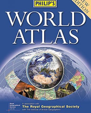 Philip's World Atlas: Paperback (Philip's Road Atlases)