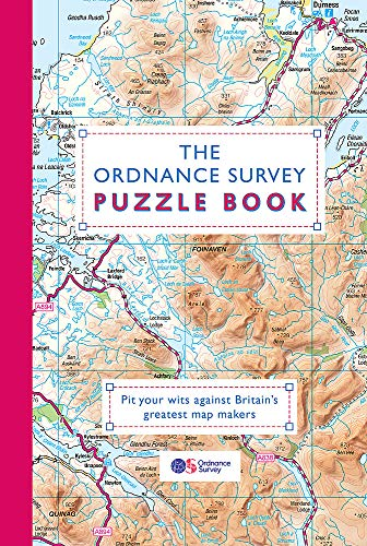 The Ordnance Survey Puzzle Book: Pit your wits against Britain's greatest map makers from your own home (Puzzle Books)