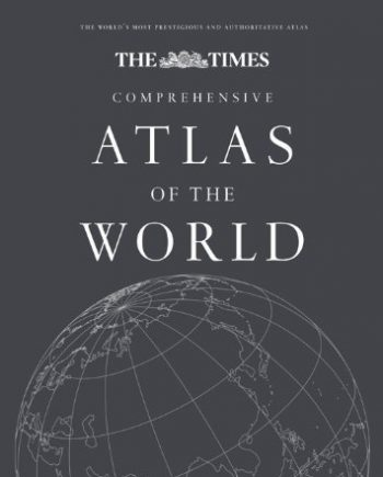 The Times Atlas of the World: Comprehensive Edition (Times Atlases) 13th (thirteenth) Revised Edition by Times Atlases published by Times Books (2011)