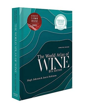 World Atlas of Wine 8th Edition
