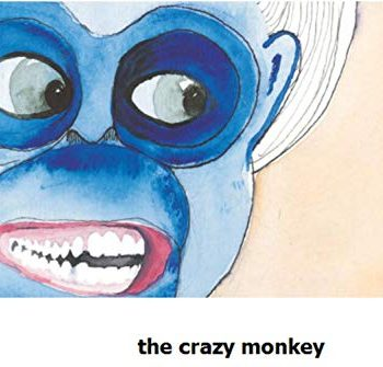 Illustrated the crazy monkey: World classic picture book recommendation