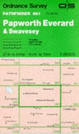 Pathfinder Maps: Papworth Everard and Swavesey Sheet 981 (TL26/36)
