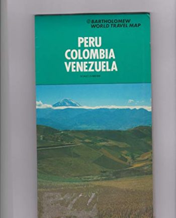 Peru, Colombia and Venezuela Map (World Travel S.)