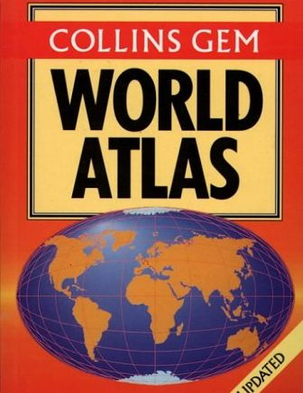 Collins Gem – World Atlas (Collins Gems)