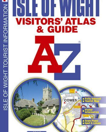 Isle of Wight Visitors' Atlas and Guide (A-Z Street Atlas S.)