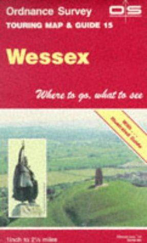 Wessex (Touring Maps & Guides)