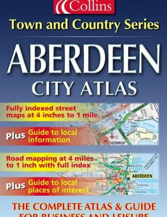 Aberdeen City Atlas (Town and Country) (Town & Country Street Atlas S.)