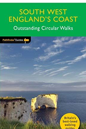 South West England's Coast Outstanding Circular Walks (Pathfinder Guides)
