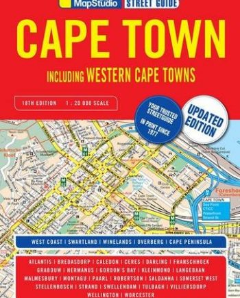 Cape Town / Western Cape Towns / Cape Penins. street guide: Including Western Cape towns