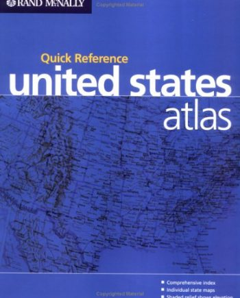 Quick Reference United States Atlas (Atlases - USA)