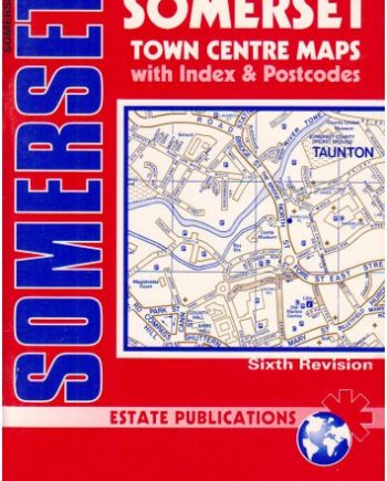 Somerset Town Centre Maps (County Red Book S.)