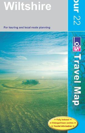 Wiltshire (OS Travel Series - Tour Map) (OS Travel Map - Tour Map)