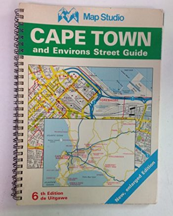 Cape Town and Environs Street Guide