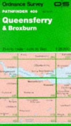 Queensferry and Broxburn (Pathfinder Maps)