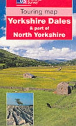 Yorkshire Dales (Touring Maps)