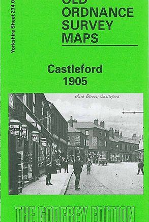 Castleford 1905 (Old O.S. Maps of Yorkshire)