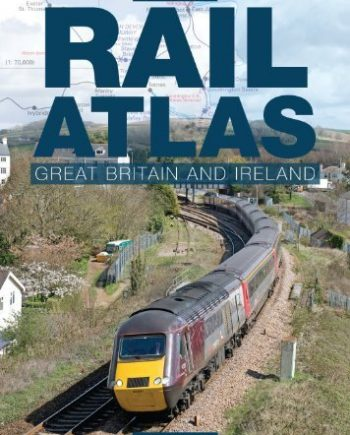 Rail Atlas Great Britain & Ireland 13th edition by S K Baker ( 2013 ) Hardcover