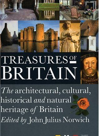 Treasures of Britain: The Architectural, Cultural, Historical and Natural History of Britain: 0 (AA Guides)