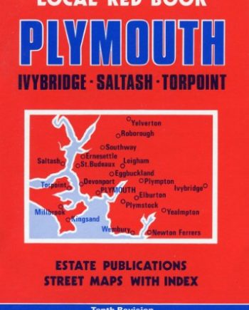 Plymouth: Street Plans (Local red books)