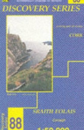 Cork: Discovery Map No. 88 by Ordnance Survey Ireland (1997-07-06)
