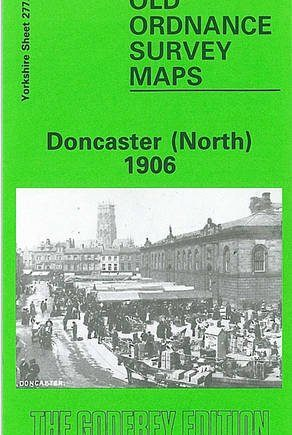 Doncaster (North) 1903: Yorkshire Sheet 277.13a (Old O.S. Maps of Yorkshire)