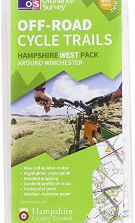 Hampshire West Pack - Around Winchester (OS Off-Road Cycle Trails)