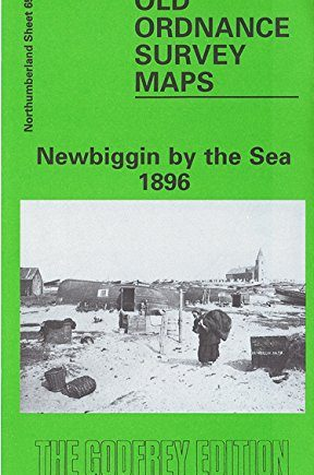 Newbiggin-by-the-Sea (Old O.S. Maps of Northumberland)