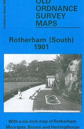 Rotherham (South) (Old O.S. Maps of Yorkshire)