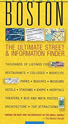Boston: The Ultimate Street and Information Finder (Fodor's Flashmaps)